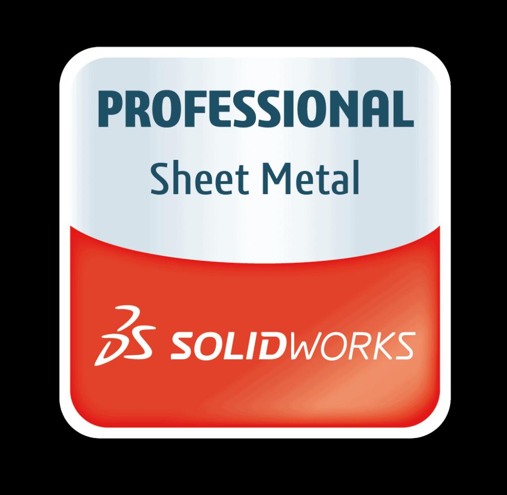 BC design 3D visualisatie: SolidWorks Professional sheet metal